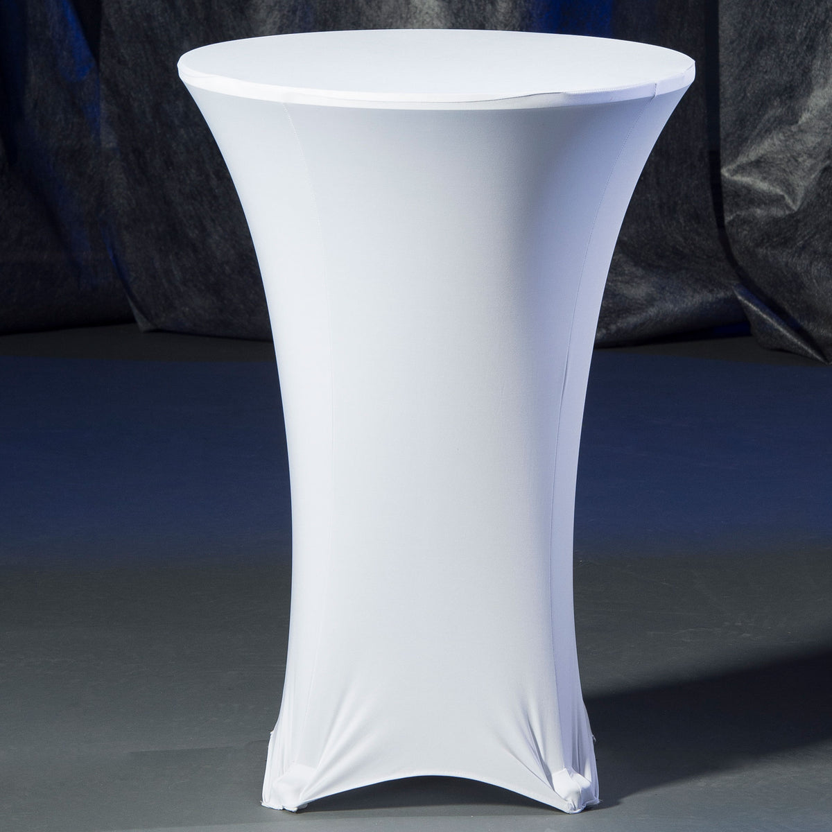 White Cocktail Table Slipcover