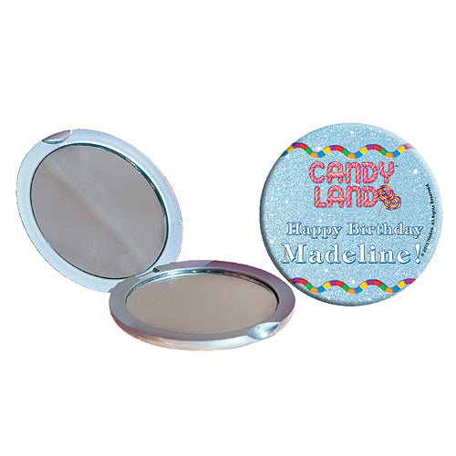 Candy Land Compact Mirror