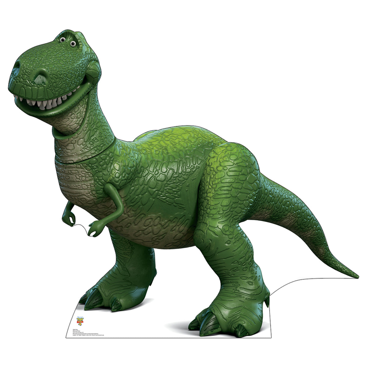 Toy Story 4 Rex Standee