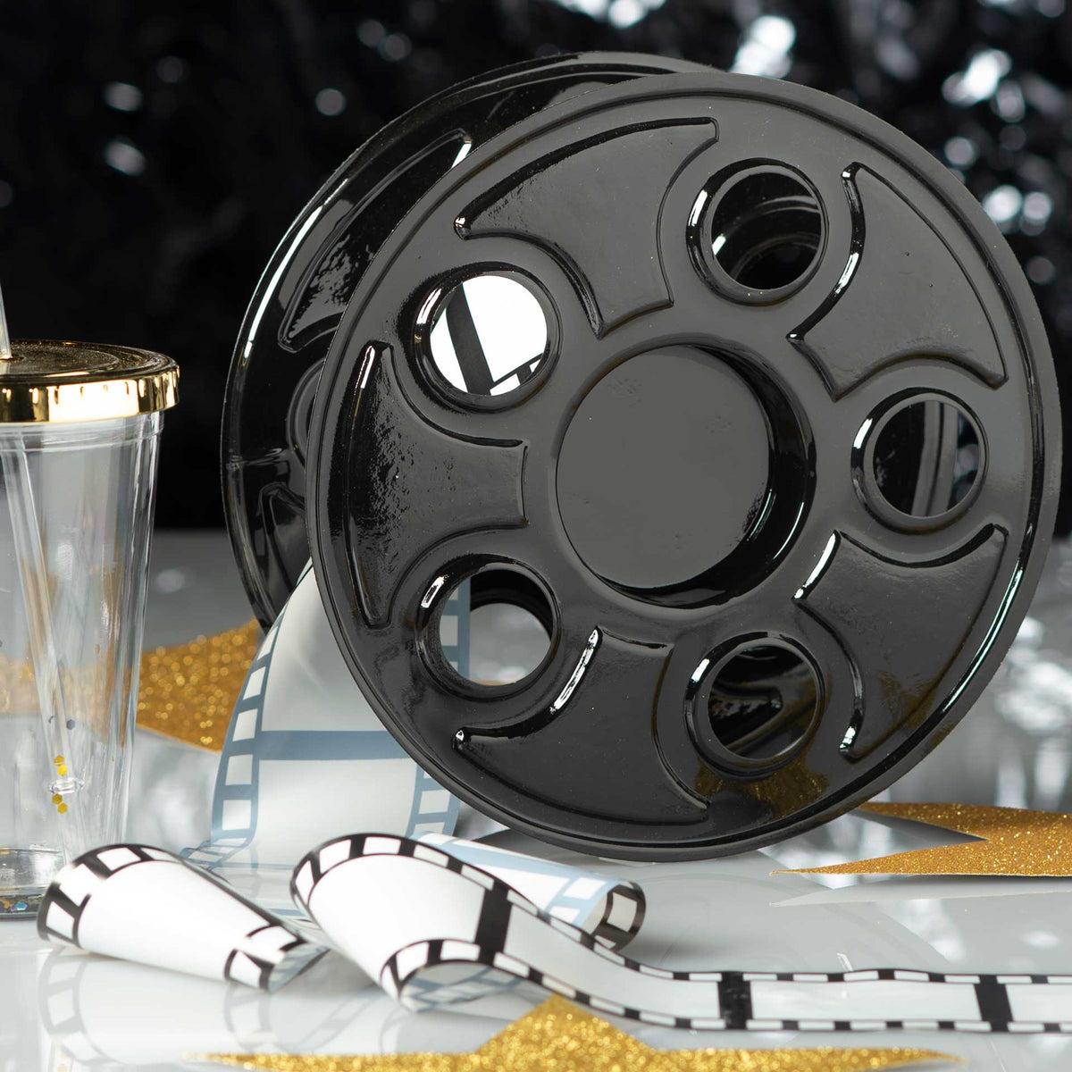 Movie Reel Centerpiece