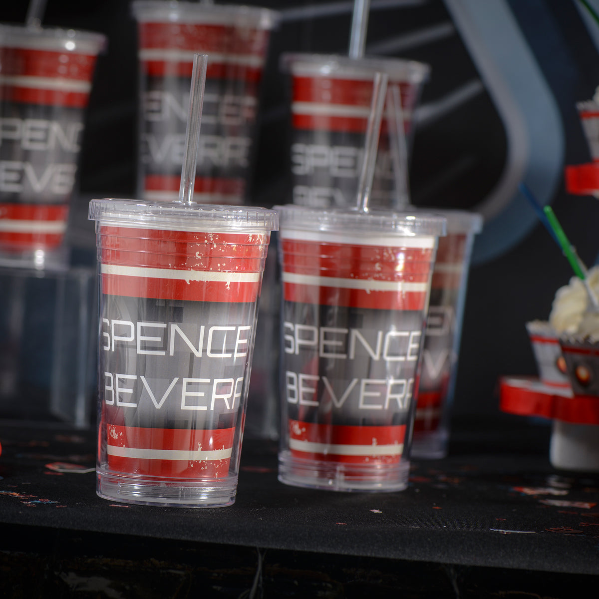 That's a Wrap Personalized Tumbler
