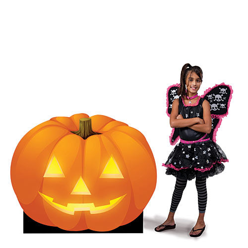 3 ft. 2 in. Happy Jack O Lantern Standee