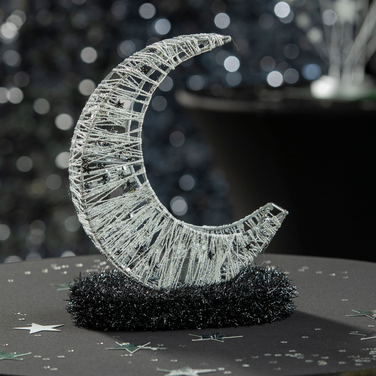 Shimmering Moon Centerpiece