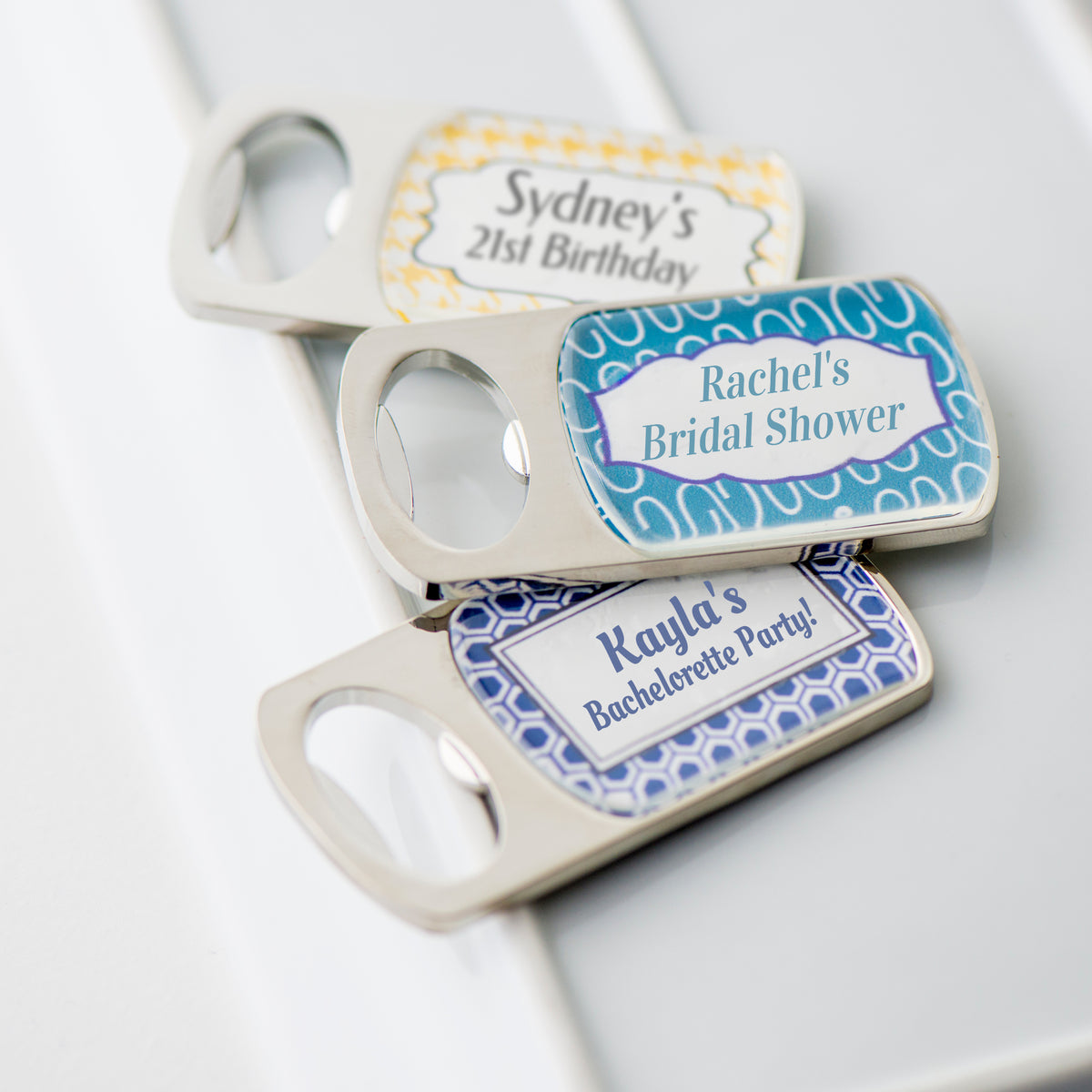 Rockin Fifties Custom Bottle Openers