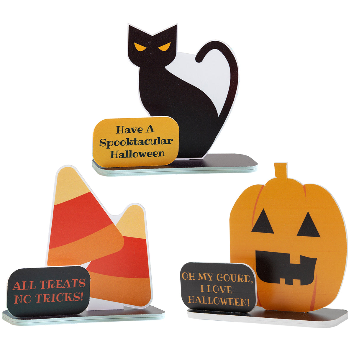 Sweet & Spooky Table-Top Pop Up Set/3