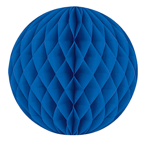Blue Decorative Tissue Balls
