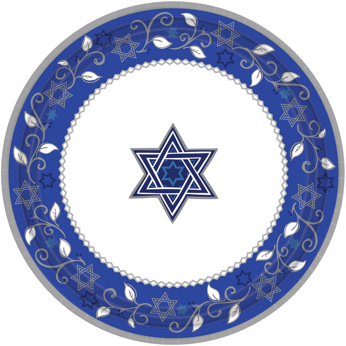Joyous Holiday Dinner Plates