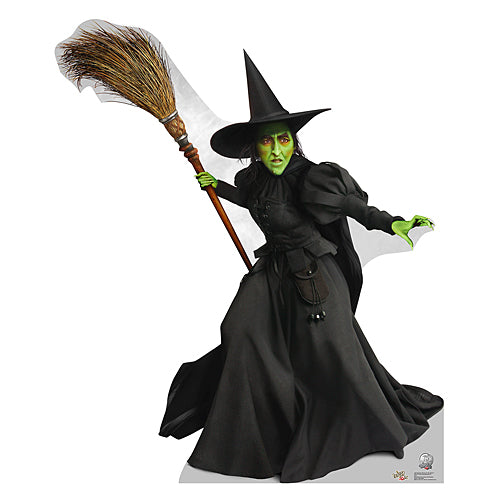 Wicked Witch Wizard of Oz Standee