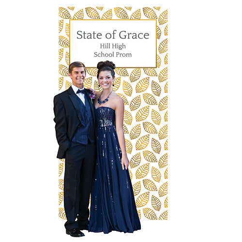 State Of Grace Photo Booth Backdrop
