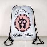 Personalised Kid's Drawstring Bag