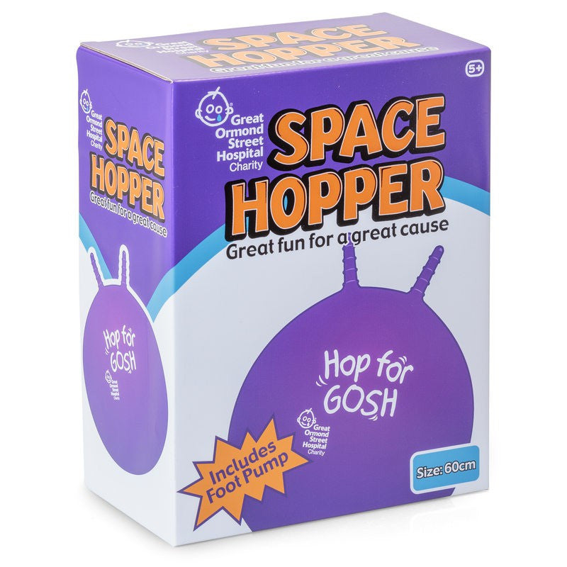 Space Hopper 'Hop For Gosh'