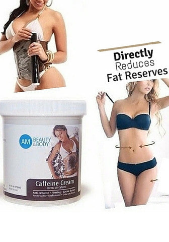 Bundle Deal (Osmotic Wrap+Caffeine Fat Burner Cream)