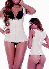 Girly Curves  Vest Cincher(2027) Great For Women w/ Back Fat