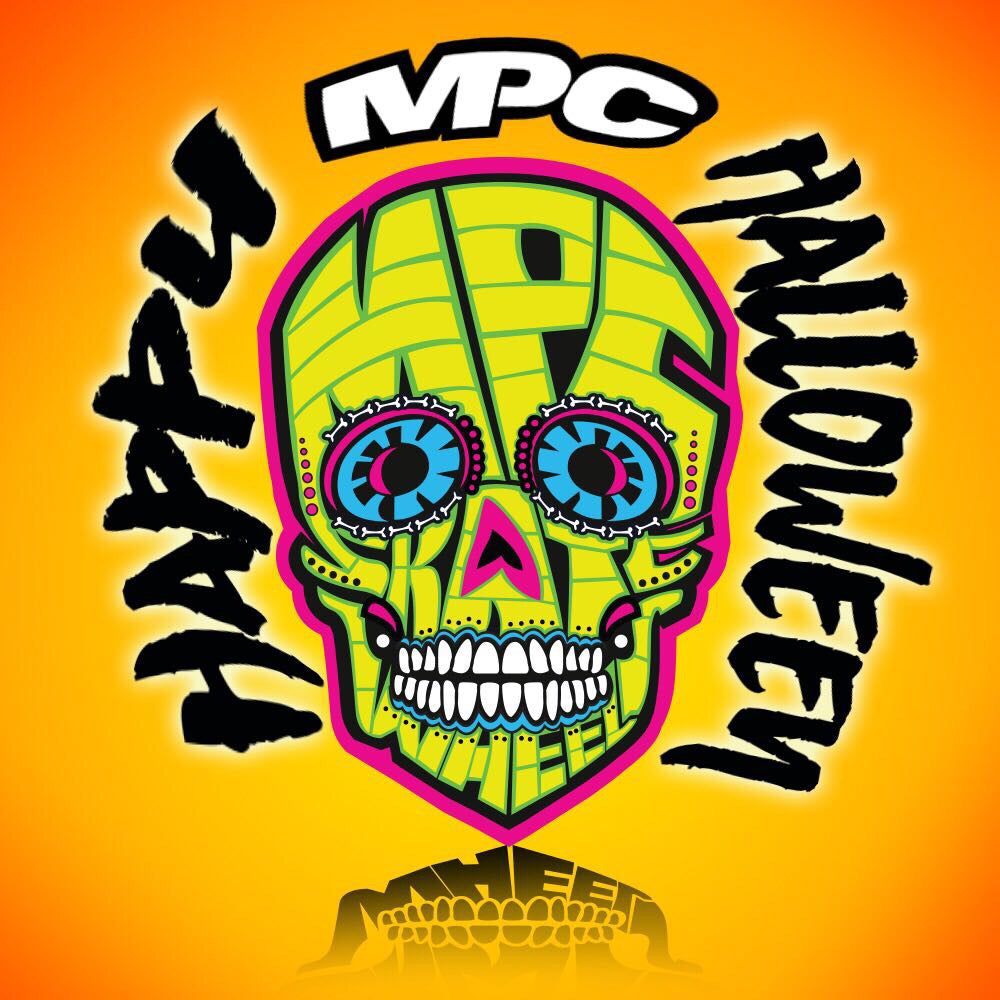 MPC Wheels Instagram Halloween contest