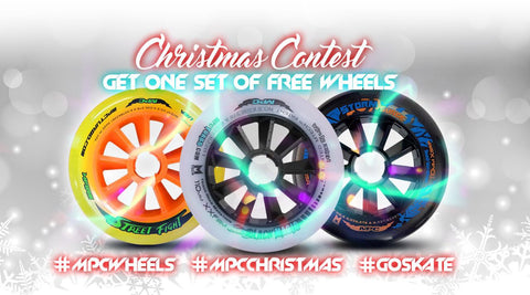 MPC Wheels Christmas Contest MPC Black Magic MPC Street Fight MPC Storm Surge
