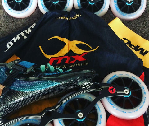 Ioseba Fernandez World Championships Wheels Black Magic MPC Wheels