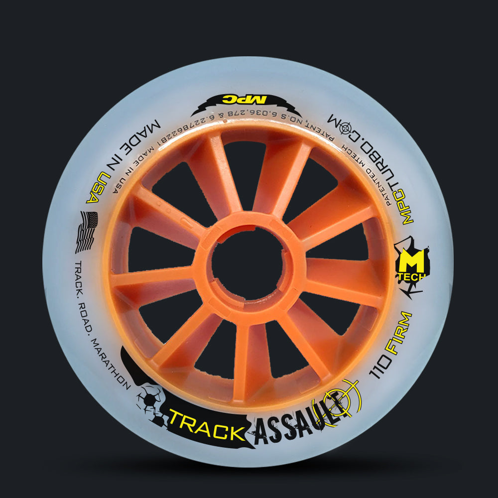 Track Assault by MPC Inline Skating Wheels
