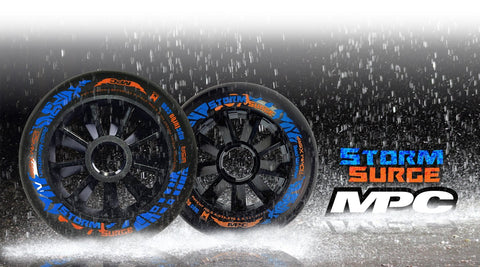 MPC Storm Surge the only inline skating wheel designed to #GoSkate in the rain.