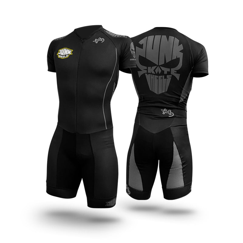 Junk Wheels Black Pro Racing Suit