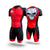 Junk Wheels Red Pro Racing Suit Short Sleeve