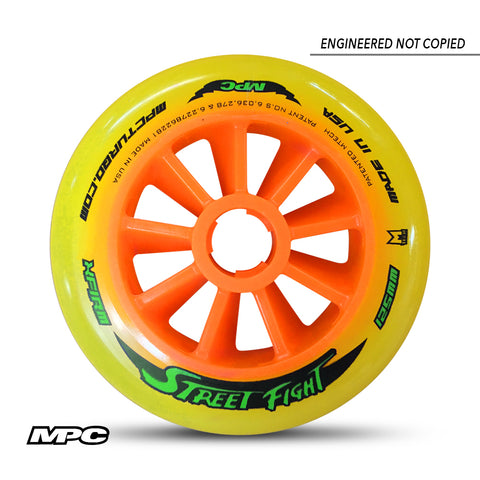 MPC Street Fight Inline Skating Wheels