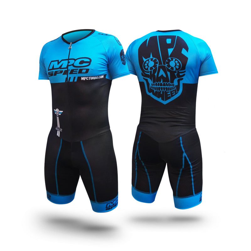 MPC Wheels Calavera PRO Racing Suit Short Sleeve