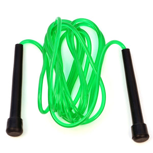 MTG Plastic Speed Rope - Green & Black