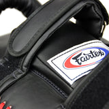 Fairtex Lightweight Thai Pads - Black (KPLC5)