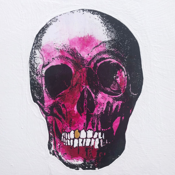 Dirty South Skull (Color Life Mini) #8