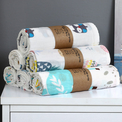 Cotton Soft Quilt Towel Bedding Blanket