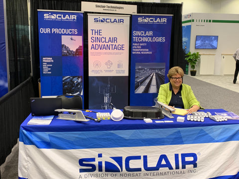 'On The Right Track' With Sinclair Antennas At Rssi 2019