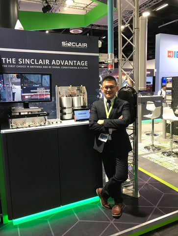 SINCLAIR TECHNOLOGIES STRENGTHENS HOLD OVER EUROPEAN MARKETS WITH NEW INNOVATIONS AT PMREXPO 2019