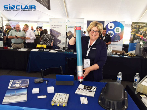 Sinclair Technologies Creates Waves At Connect, A Wireless Event By Talley