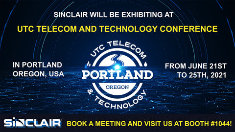 UTC Telecom and Technology Conference 2021 Banner