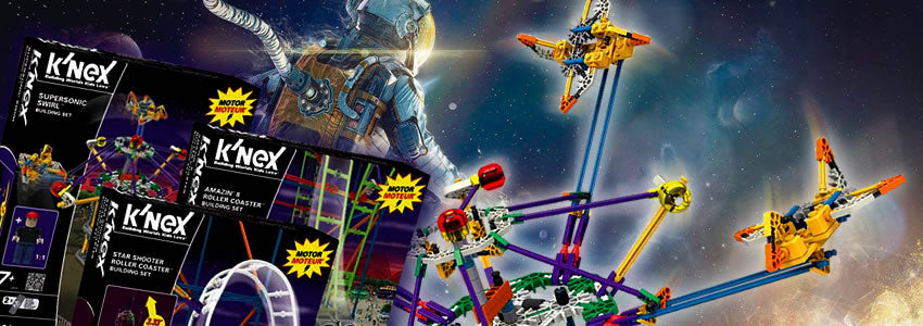 K'nex Amusement Park Series - Space