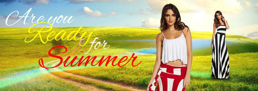 Women Summer Dress Collection: Are You Ready for Summer?