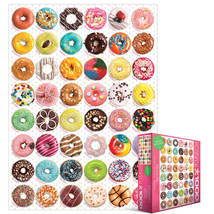 Donuts Tops - Sweet Collection