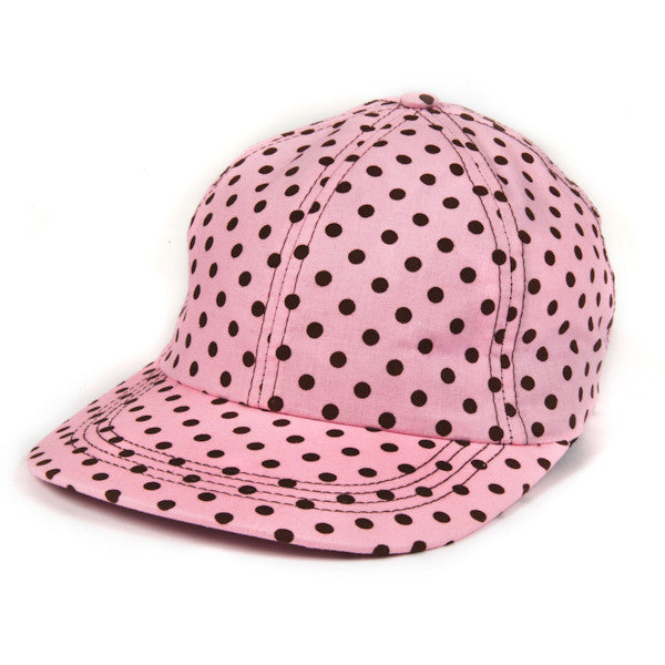 Polka Dot Pink, Women