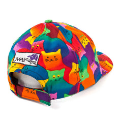 Kitty Crowd, Ladies Golf Hats / Womens Baseball Caps