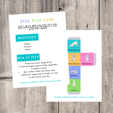 Load image into Gallery viewer, teacher, this is a wonderful resource for children to build their own yoga and mindfulness practice. Use these cards as warm-up activities, brain breaks, a transition between activities, or simply as a fun and engaging yoga and meditation activities.