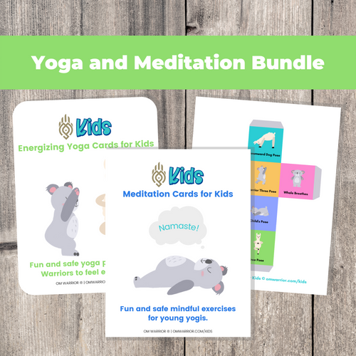 teacher, this is a wonderful resource for children to build their own yoga and mindfulness practice. Use these cards as warm-up activities, brain breaks, a transition between activities, or simply as a fun and engaging yoga and meditation activities.