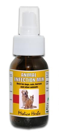 Animal Infection Spray 50ml.