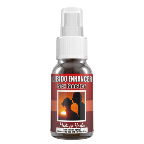 Libido Enhancer Spray 50ml.