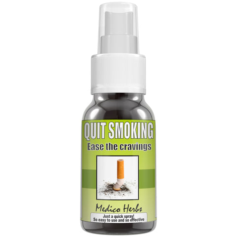 Quit Smoking stop smoking herbal Spray 50ml.