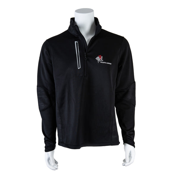 Fourth Arrow Quarter Zip Jacket
