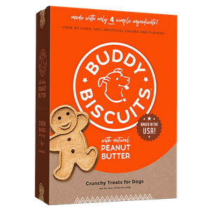 Buddy Biscuits Crunchy Treats