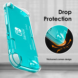 iVoler Protective TPU Case for Nintendo Switch Lite with Screen Protector
