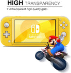 [4 Pack] Screen Protector Tempered Glass for Nintendo Switch Lite