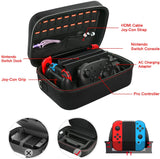 Protective Portable Travel Carrying Storage Case for Nintendo Switch