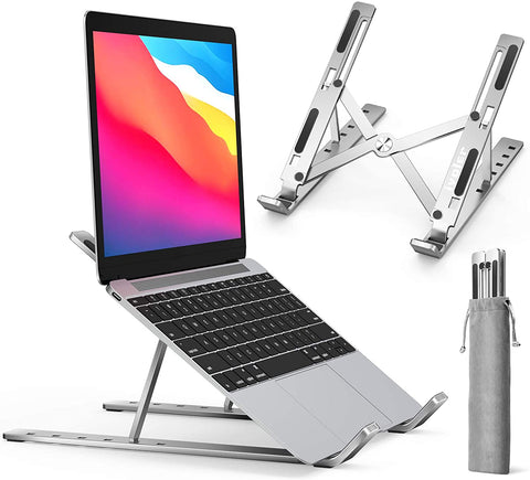 iVoler Laptop Holder Riser Computer Tablet Stand